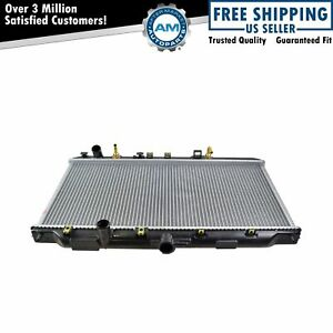Radiator Assembly Aluminum Core Direct Fit For 90 93 Acura Integra 1 7l 1 8l New