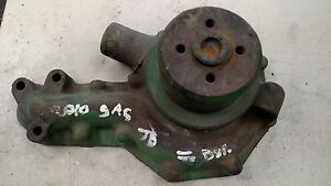 John Deere Parts Water Pump At11918 1010 ag Tractors Only Gas Or Diesel