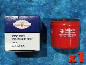 Allison 29539579 Transmission Spin On Filter Authentic Duramax T1000 1 Pack