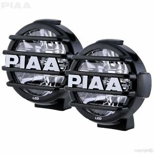 Piaa 05772 Lp570 7 Led Driving Light Kit Sae Compliant
