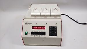 Biometra Trio thermoblock Thermal Cycler Pcr Detection System