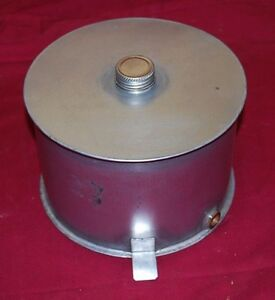 1 5 2 Hp Waterloo Boy Gas Engine Motor Fuel Gas Tank