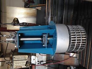 Fan blower Housing Unit With Squirrel Cage Fan