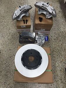 2008 09 Pontiac G8 Brembo Front 6 Piston Caliper Brake Upgrade 2014 17 Chevy Ss