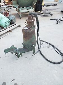 Aurora Hydromatic S4hrc1500m3 2 Submersible Pump 15 Hp 230 Volt used