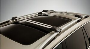 Genuine Roof Load Bars Wing Profile For Foot Rails 31408915