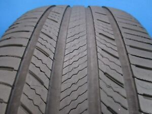 One Used Michelin Premier A S 235 55 17 5 6 32 Tread Repair Free C2089