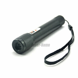 Powerful 808nm Focusable Ir Infrared Laser Pointer Torch 808t 200 1x14500 bl