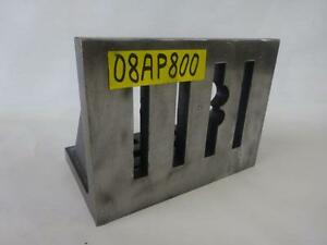 8 X 6 X 5 Slotted Angle Plate Workholding Fixture