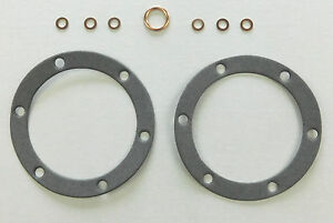 Oil Strainer Gasket Set Beetle T1 T2 Type 2 Air Cooled 1100 To 1600 1960 79