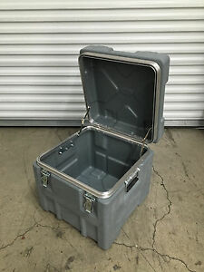 Skb 18 Deep Roto X Shipping Case Without Foam Traveling Trunk