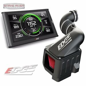 Edge Evolution Cts2 Tuner Jammer Air Intake 03 07 Ford Powerstroke Diesel 6 0l