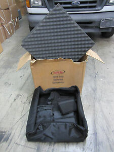 Skb 22 X 22 X 12 Divider Addition Traveling Case Shipping Trunk Trade Show