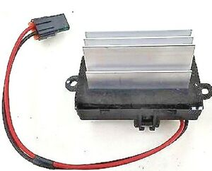 Hummer H2 Blower Resistor Reman Original Factory Replacement 50 Cash Back