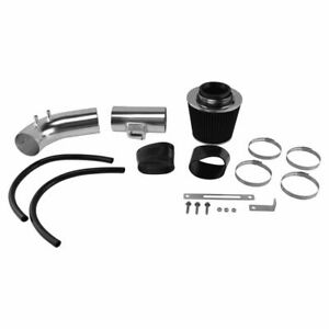 Performance Short Ram Air Intake Kit System Black Filter 3 For Accord 2 4 Sulev