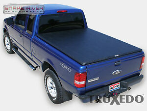 Truxedo Truxport Soft Roll Up Tonneau Cover 82 11 Ford Ranger 6 Ft Bed No Flare