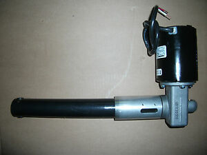 Midmark 411 And 419 Chair table Electric Actuator Lift tilt Back foot