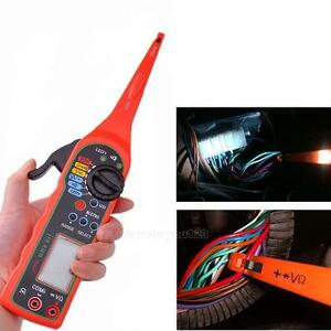 Multi function Auto Circuit Voltage Tester Multimeter Lamp Car Repair Diagnostic