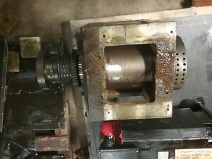 Miyano Cnc Turning Center Bnd 34s_spindle Assembly