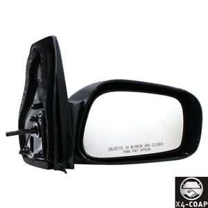 Fit For Toyota Matrix 03 08 Front Right Passenger Side Manual Remote Door Mirror
