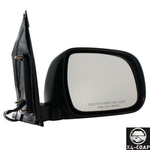 Fit For Toyota Sienna Front right Passenger Side Door Mirror To1321205