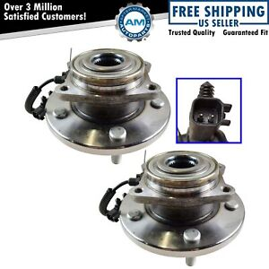 Front Wheel Hub Bearing Pair Set For Town Country Grand Caravan Routan