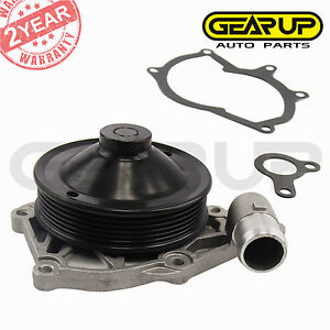 New Engine Water Pump For Porsche Boxster 911 Cayman 2 5l 2 7l 3 2l 3 4l 3 6l