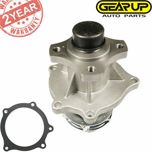 Water Pump For 2002 12 Chevy Trailblazer Colorado Envoy Canyon 2 8l 3 7l L6 4 2l