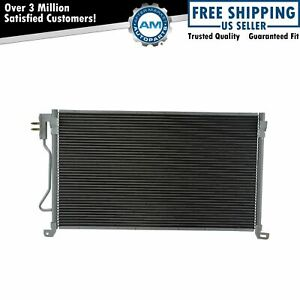 Ac Condenser A c Air Conditioning For Ford Five Hundred Freestyle New