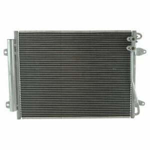 Ac Condenser A c Air Conditioning W Receiver Drier For Vw Cc Passat New