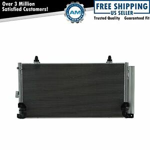 Ac Condenser A c Air Conditioning With Receiver Drier For Subaru Legacy Outback