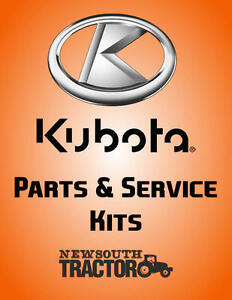 Kubota L2501 Gear Complete Parts And Service Kit