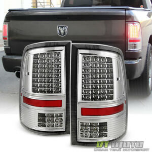 2009 2018 Dodge Ram 1500 10 18 2500 3500 Full Led Tail Lights Lamps Left right
