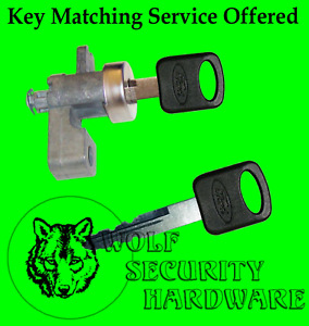 Ford Explorer Others Left Hand Single Door Key Lock Cylinder With 2 Keys
