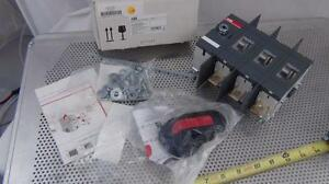 Abb 1sca120517r1001 Disconnect Switch New In Box Ot160ev03wp