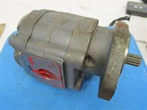 Parker 3139310469 Pgp050 Series Cast Iron Hydraulic Pump