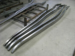 1932 Ford Frame Rails 2 Pair