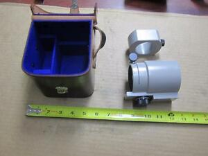 Sokkia Om1 Micrometer Made In Japan For B1 B1c Level Super Clean