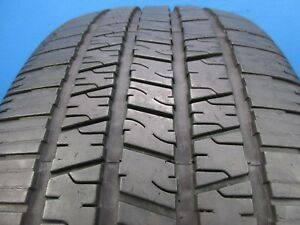 One Used Hankook Optimo H725a 225 50 17 7 8 32 Tread C1394