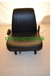 Gradall Telehandler Replacement Seat