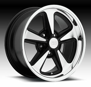 Cpp Us Mags U109 Bandit Wheels 18x8 Fits Chevy Chevelle Ss Impala