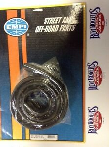 Empi 3592 Engine Compartment Seal Type 1 67 74 Beetle 111 813 705d Vw Bug Buggy
