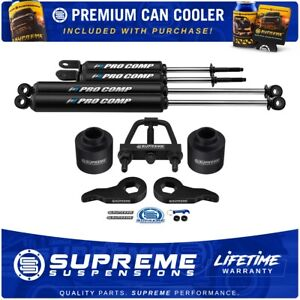 2000 2006 Chevy Gmc Tahoe Suburban Yukon 3 3 Full Lift Kit W Shocks Tool