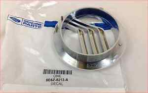 Brand New Oem Front Grille Emblem Mercury Mariner 2008 2012 8e6z 8213 A