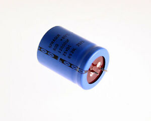 10x 12000uf 25v Snap In Mount Electrolytic Capacitor 12000mfd 25vdc 12 000 Uf