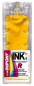 Anajet Mpower Mp5 mp10 220ml Yellow Ink Cartridge