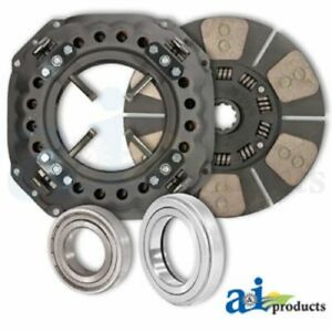 A clk107 Ford Tractor Clutch Kit 8400 Tw10 Tw5 7910 8000 8200 8210 8530