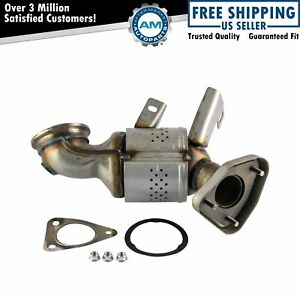 Exhaust Manifold Catalytic Converter For Cruze Encore Trax Sonic 1 4l Turbo New