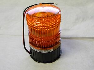 Federal Signal Renegade Strobe Beacon 12 48vdc Double Flash 462121 02