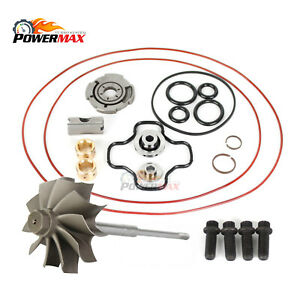 Gtp38 Turbocharger Turbine Wheel Shaft Rebuild Kit Ford Powerstroke 7 3l 99 5 03